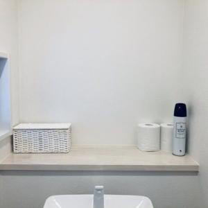【賃貸インテリア】地味に今のトイレがお好き。