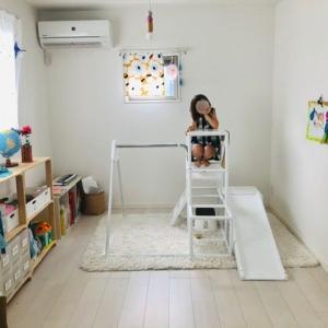 【賃貸インテリア】姉弟2人の子ども部屋。