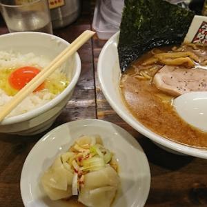 【 食べ物メモ】大阪府大阪市 煮干らーめん玉五郎
