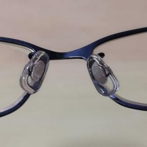 眼鏡市場で鼻パッドの無料交換をしてきました♪