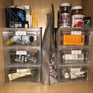 ADHDの家族がいる場合の薬収納💊