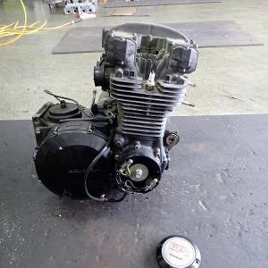 GPZ1100F:エンジン分解