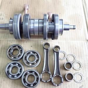 RZ250:エンジン組み・腰下編