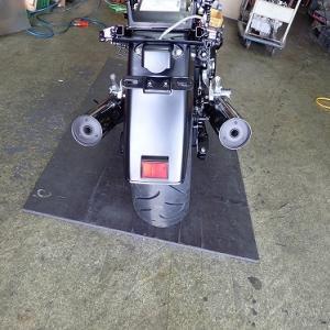 GPZ900R(A7):こだわりの