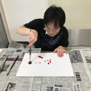 純粋に楽しむ絵画教室