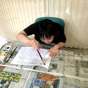 楽しさ倍増!! 絵画教室