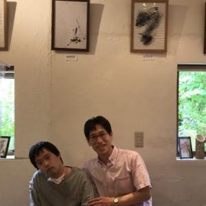 息子の初個展『ART THE SHOGO』盛況終了ありがとうございました。