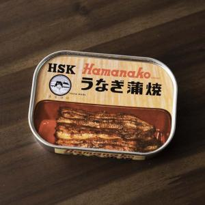 浜名湖うなぎ蒲焼 缶詰(浜名湖食品株式会社)