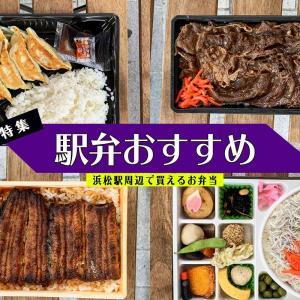 浜松駅で買いたい駅弁5選!ご当地感が味わえるおすすめ駅弁はこれだ!