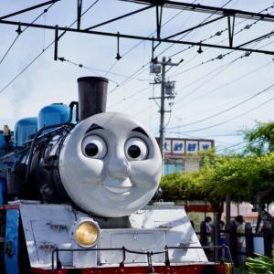 大井川鐵道のトーマス号に乗ったよ!!予約方法や乗車レポート!