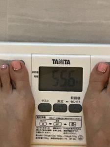 第三弾 7日間ダイエットの結果。