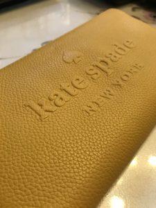 やっぱり金運アップには黄色のお財布かな~。