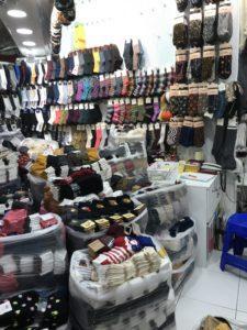 ソウル東大門市場