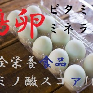 鶏卵~アミノ酸評価は100点の完全栄養食品ですがコレステロールが心配、卵は一日何個まで?着色された卵は安全?最適な茹で時間~
