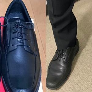 【スニーカーのように快適な革靴】テクシーリュクスを購入レビュー