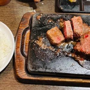 【混雑必須!】やっぱりステーキ吉祥寺店、300gステーキを実食!