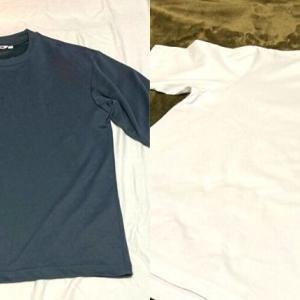 【超人気ユニクロ】コットンオーバーサイズ TシャツとエアリズムオーバーサイズTシャツを比較