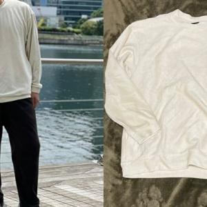 【ワークマン秋冬】存在感ある長袖インナー、オーバーサイズシャツ着用レビュー