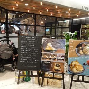 ◆一斤600円の高級食パンとステーキランチ:池袋東急QプラザESPRESSO D WORKS 池