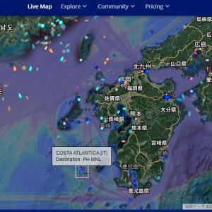 ◆日本から外国客船が消える、あのダイヤモンドプリンセスは?