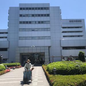 ◆通院都立病院が、なんとコロナ病院へ‼︎
