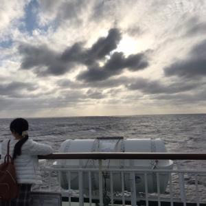 ◆新島か式根島の電波か?