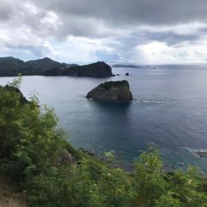 ◆半日島内ツアー参加、地域クーポン