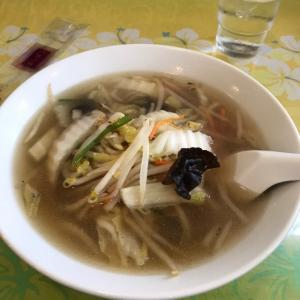 ◆何時も食べる父島タンメン海遊