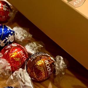 リンツのチョコ リンドール