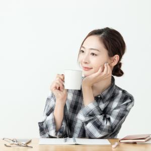 朝飲む一杯の白湯