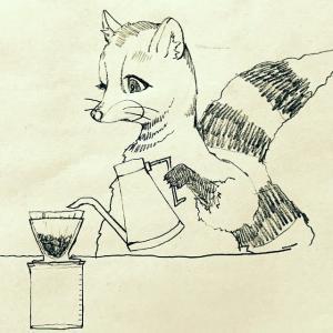 《オススメ、ハンドドリップの淹れ方》コーヒールアクのコーヒースタンド