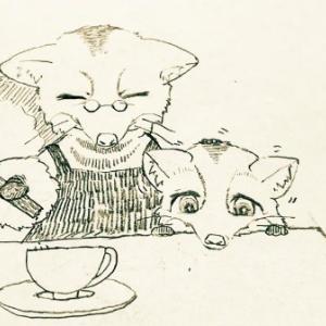 《コーヒーとの出会いはおばあちゃん》コーヒールアクのコーヒー物語(チビルアク~青年期)