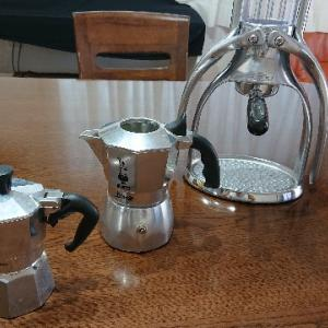 《魅惑のエスプレッソ》コーヒールアクのコーヒー教室