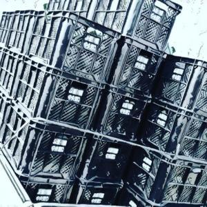 2020/10/29 第一次ブロ収穫バトル開始