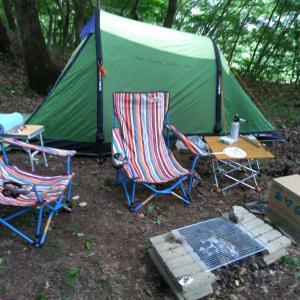 320円のキャンプ場に泊まってきた!