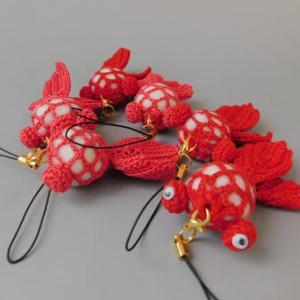 「金魚がいっぱい 計画」その二 と 化繊糸