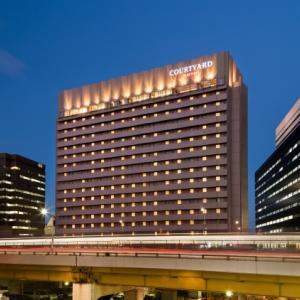 コートヤードバイマリオット新大阪ステーションホテル SPGアメックスカードで豪華朝食&ラウンジが無料利用可能