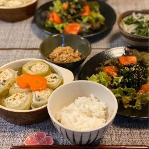 ロール白菜  ◇タネに豆腐入りでふんわり◇