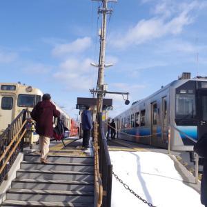 行くぜ、東北。秋田新幹線と五能線の旅 2日目:五能線キハ40系の旅 その2
