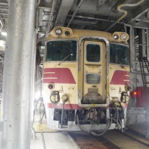 行くぜ、東北。秋田新幹線と五能線の旅 2日目:五能線キハ40系の旅 その3