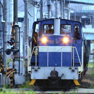 神奈川臨海鉄道撮影レポート(殿町周辺) 2020年8月24日