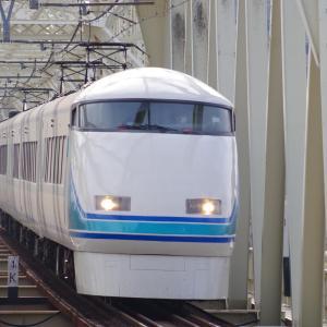 東武撮影レポート(小菅駅) 2020年12月13日