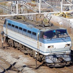 JR撮影レポート(新川崎駅周辺) 2020年12月20日~21日