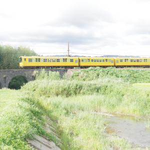 三岐鉄道撮って乗って 束の間の夏休み その3