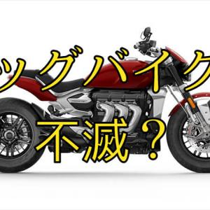 リッターバイクが絶滅しない理由2選!【なぜ、ダウンサイジングしない】