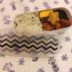 【セリア】シンプル&スリムなお弁当箱♡そして頑張りすぎた日笑