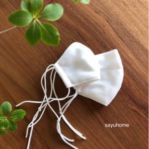夏用マスクをポチ〜ヽ(´▽`)/リピートです♡