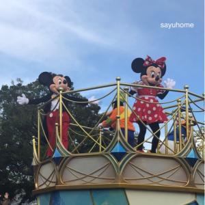 ディズニーランドへ♡久しぶりのお出かけでは成長が!!
