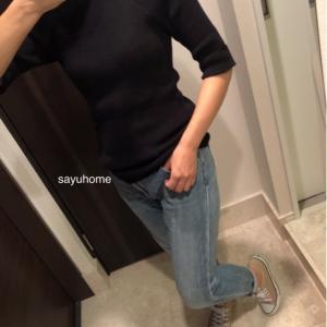 シンプルでオシャレな秋服(*´∀`*)もしかしてサイズミス?それから、新商品モンキーミニをポチ♡