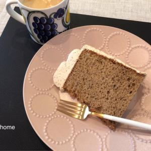 ポチレポ続き〜🎶それから、至福のケーキタイム♡とケーキ問題笑